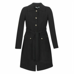 Morgan  GATILI  women's Coat in Black