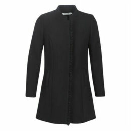 Naf Naf  AROMY  women's Coat in Black