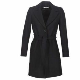 Naf Naf  ARED M1  women's Coat in Black
