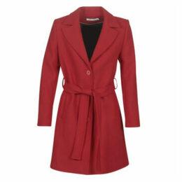 Naf Naf  ARED M1  women's Coat in Red