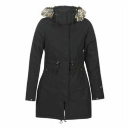 The North Face  WOMEN'S ZANECK PARKA  women's Parka in Black