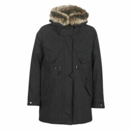 Volcom  RAINY SHINY 5K PARKA  women's Parka in Black