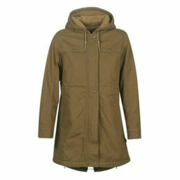 Patagonia  W'S INSULATED PRAIRIE DAWN PARKA  women's Parka in Brown