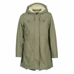 Patagonia  W'S INSULATED PRAIRIE DAWN PARKA  women's Parka in Green