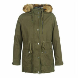 Superdry  ARIZONA ROOKIE PARKA  women's Parka in Green