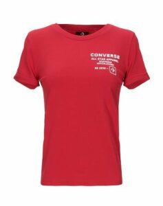 CONVERSE TOPWEAR T-shirts Women on YOOX.COM