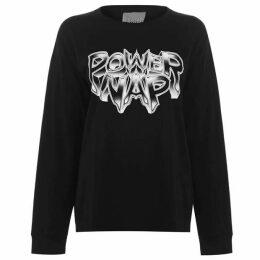 Ashley Williams Power Nap Long Sleeve Top
