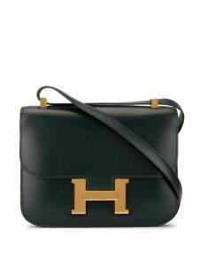 Hermès Pre-Owned 1980s Constance shoulder bag - Green