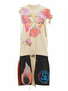 Noki - X Jenny King Embroidery Street Couture Dress - Womens - Multi