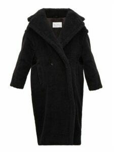 Max Mara - Teddy Coat - Womens - Black