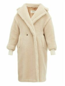 Max Mara - Ladyted Coat - Womens - Cream