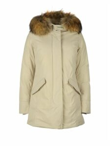 Woolrich Luxury Artic Parka Clasico