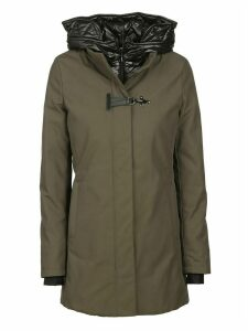 Fay Single Hook Lock Classic Parka