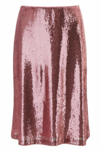 HVN Sequins Viona Skirt