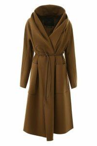 Max Mara Atelier Cashmere Disegno Coat