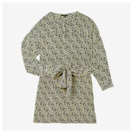 GIULIETA Short Dress with Long Sleeves