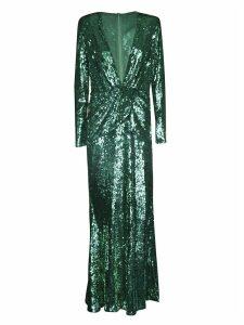 Amen Glitter Applique Dress