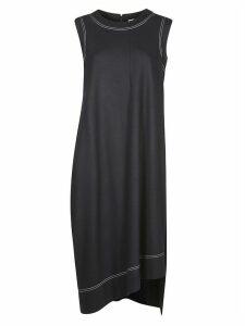 Jil Sander Asymmetric Sleeveless Dress