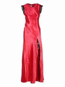 Philosophy Satin Long Dress