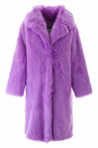 STAND STUDIO Faux Fur Clara Coat