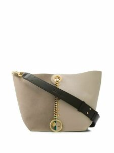 See By Chloé two tone shoulder bag - Neutrals