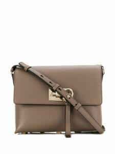 Salvatore Ferragamo The Studio shoulder bag - Grey
