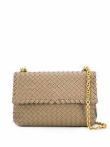 Bottega Veneta small Olimpia shoulder bag - Neutrals
