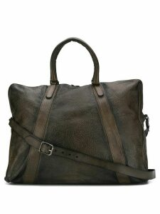 Numero 10 Missouri oversized tote - Brown