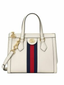 Gucci small Ophidia tote - White