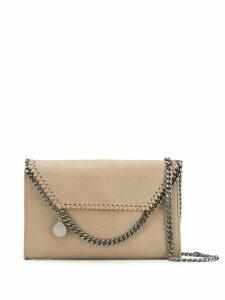 Stella McCartney mini Falabella shoulder bag - Neutrals
