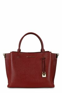 MICHAEL Michael Kors Arielle Big Pebbled Leather Handbag