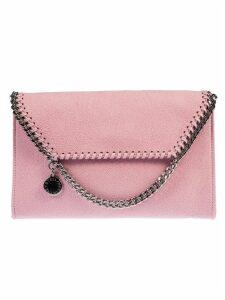 Stella McCartney Mini Shaggy Falabella Crossbody Bag