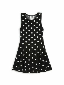 Little Girl's Polka Dot Dress