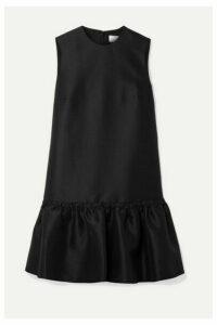 Victoria, Victoria Beckham - Duchesse-satin Mini Dress - Black