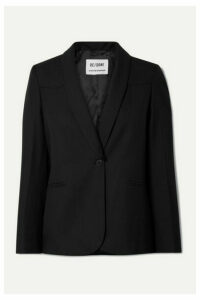 RE/DONE - 50s Twill Blazer - Black