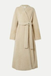 The Row - Tanilo Shearling Coat - Sand
