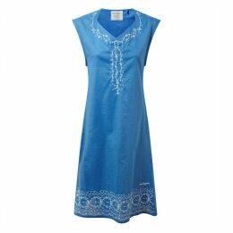 Scarlett Dress Bluebell