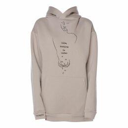 Klements - Frieda Dress In Doomed Voyage Print Pumpkin No Ombre