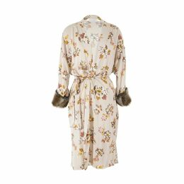 IN. NO - Opera Grey Tulle Layered Sweater