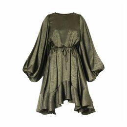 Meem Label - Friya Green Dress