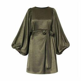 Meem Label - Raven Green Dress