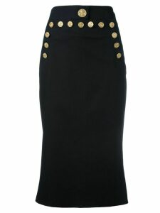 Dolce & Gabbana nautical skirt - Blue