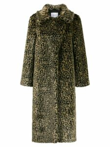 Dondup fantasy fur coat - Neutrals