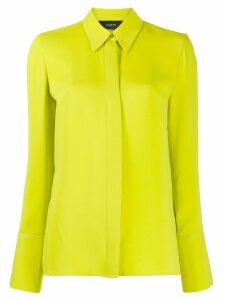 Joseph button-front shirt - Green