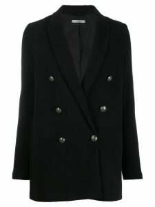 Circolo 1901 double breasted blazer - Black