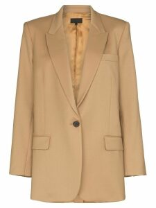Nili Lotan Diane tailored blazer - Brown