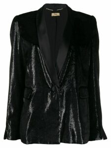LIU JO sequin blazer - Black