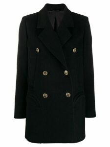 Blazé Milano double-breasted coat - Blue