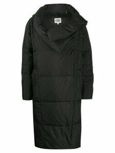 Ugg Australia oversized padded coat - Black