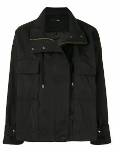 Frei Ea short parka - Black